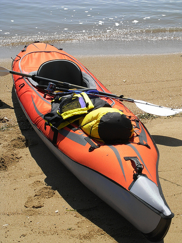 Advanced Elements AE1007-r Inflatable fishing Kayak