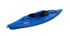 Sun Dolphin Aruba Sit In Fishing Kayak 10-Feet, Blue