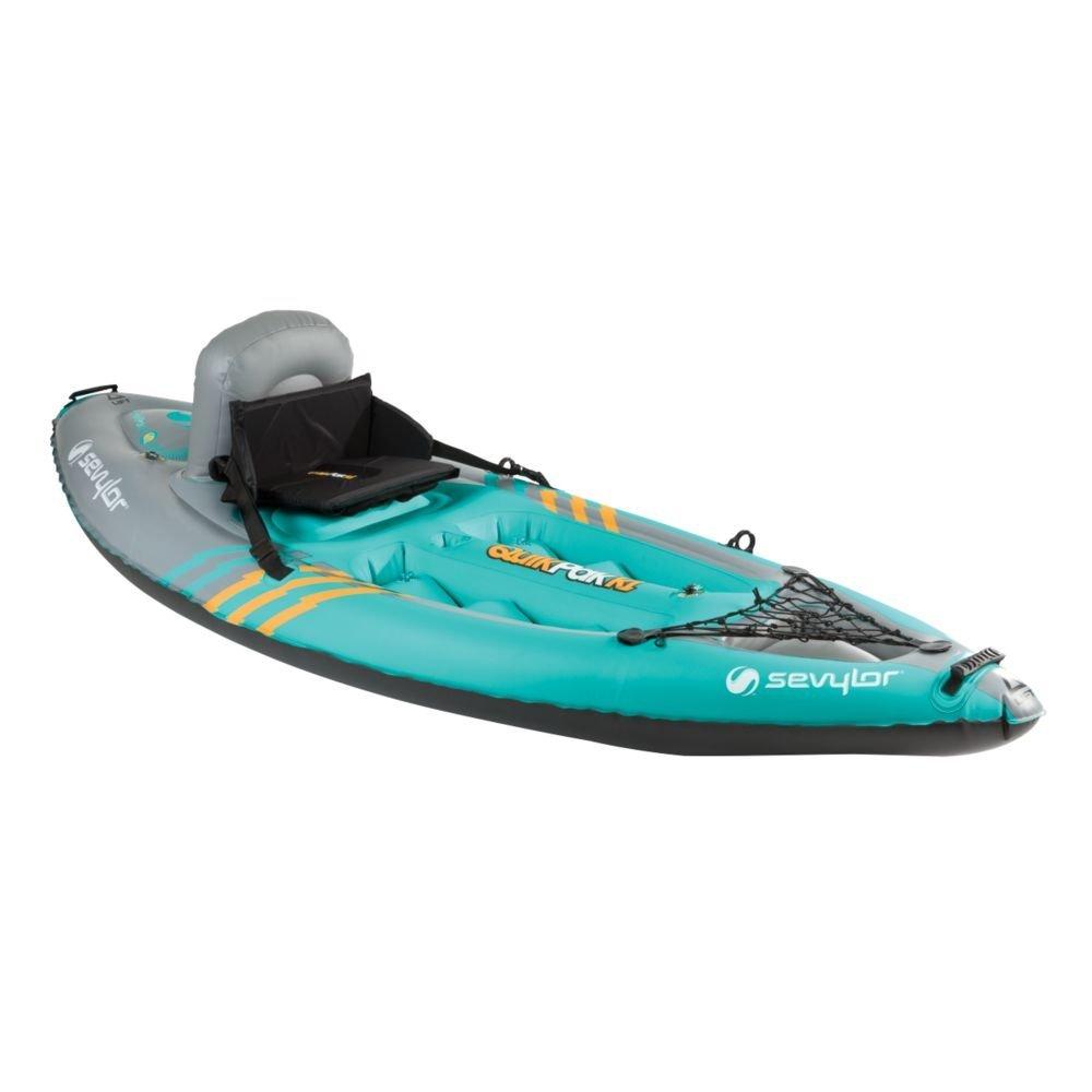 Coleman Quikpak K1 1-Person Kayak Review - Cool Fishing Kayaks